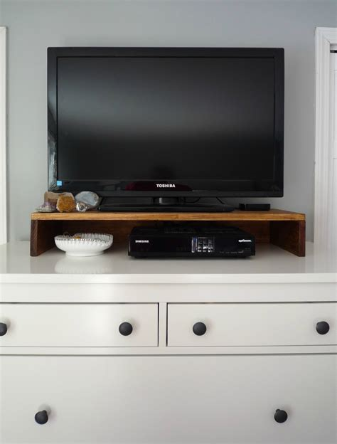 Diy Small Tv Stand