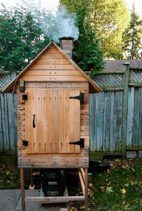 Diy Smokehouse Design Plans
