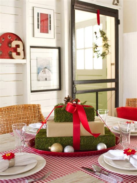 Diy Snowman Table Decorations