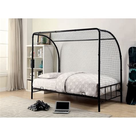 Diy Soccer Goal Bed Twin