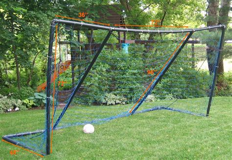Diy Soccer Net With Wood