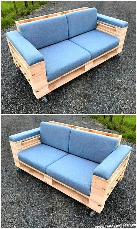 Diy Sofa From Basal