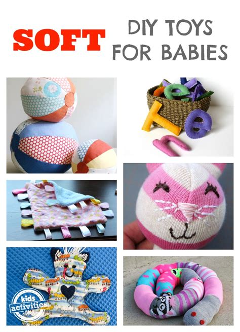 Diy Soft Toys For Babies