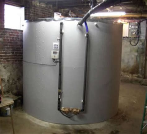 Diy Solar Hot Water Storage Tank