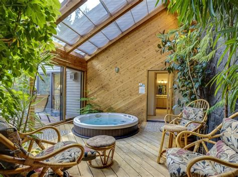 Diy Solarium For Hot Tub