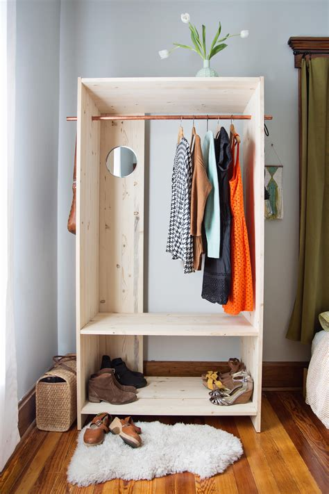 Diy Solid Wood Wardrobe Designs