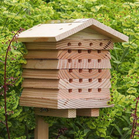 Diy Solitary Bee House