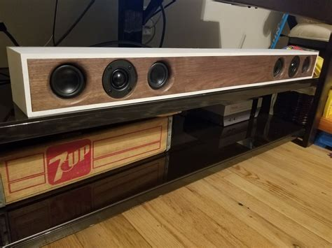 Diy Soundbar Box