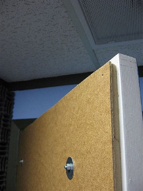 Diy Soundproofing Bedroom Door