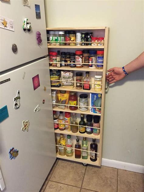 Diy Space Saver Rack