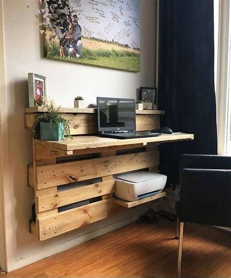 Diy Space Saving Desk For Classrooms