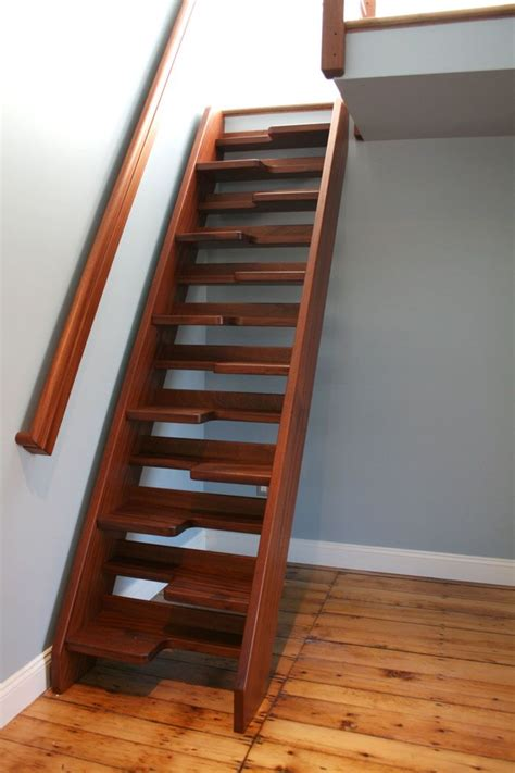 Diy Space Saving Stairs