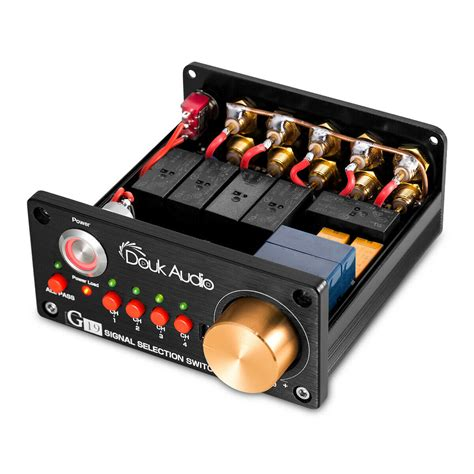 Diy Speaker Selector Box Amazon