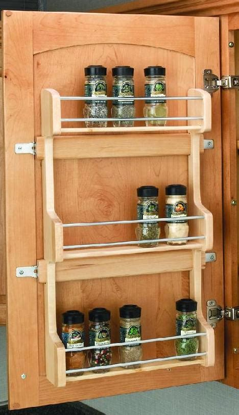 Diy Spice Rack Plans