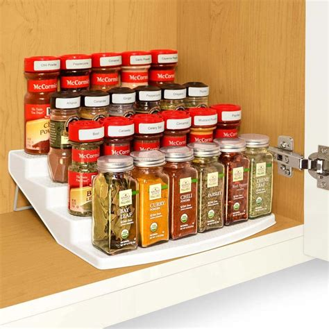 Diy Spice Rack Solutions