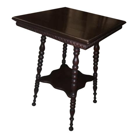 Diy Spindle Leg End Table