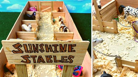 Diy Stables In Northamptonshire