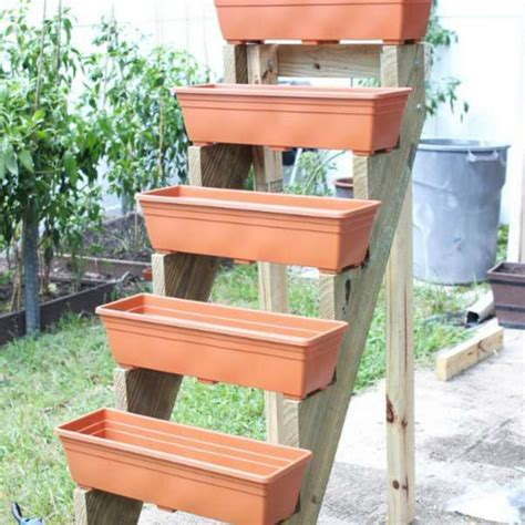 Diy Stair Plant Stand