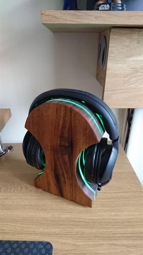 Diy Stand For Headphones