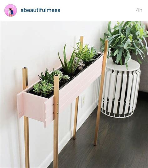 Diy Stand Up Planter Box