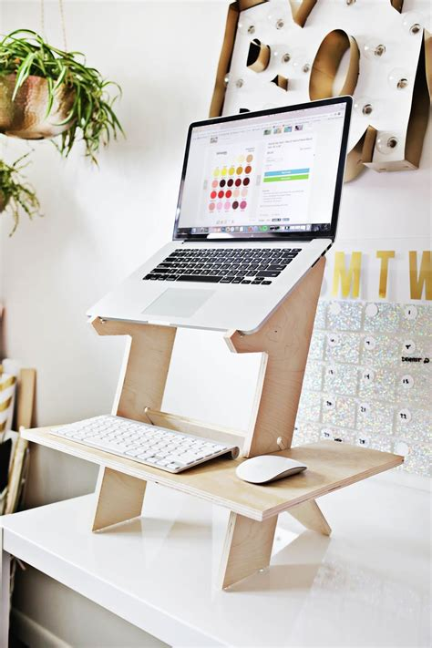 Diy Standing Desk Conversion