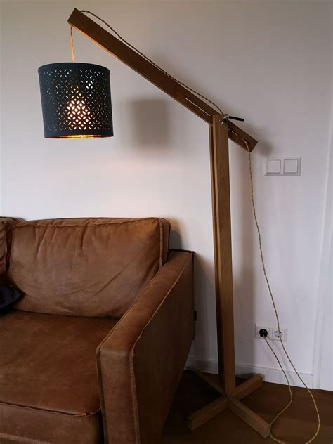 Diy Standing Lamp Base