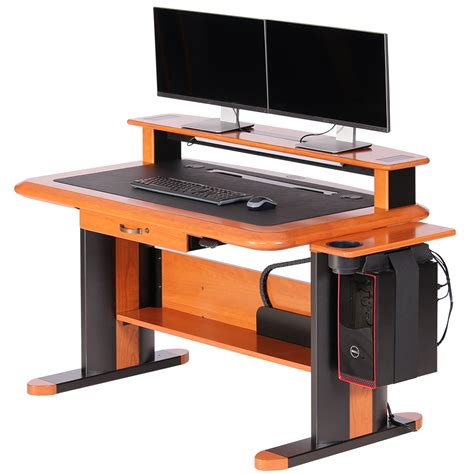 Diy Standing Sitting Desk With Montiors