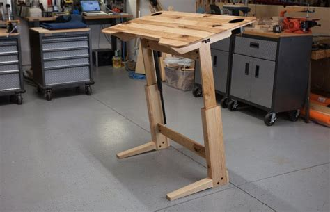Diy Standing Table