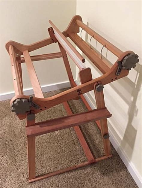 Diy Stands For Table Looms One Heddle