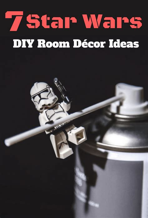 Diy Star Wars Bedroom Ideas