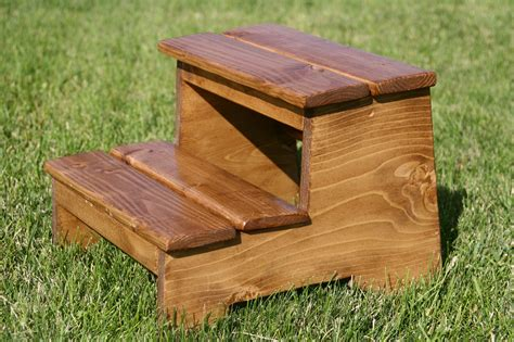 Diy Step Stool For Quail