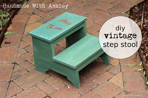 Diy Step Stool Project