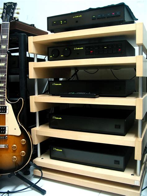 Diy Stereo Rack Designs Images