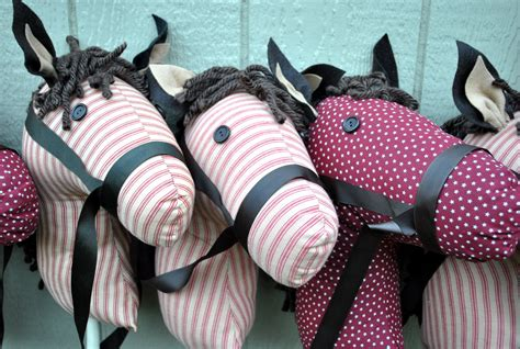 Diy Stick Horse Pattern Adult