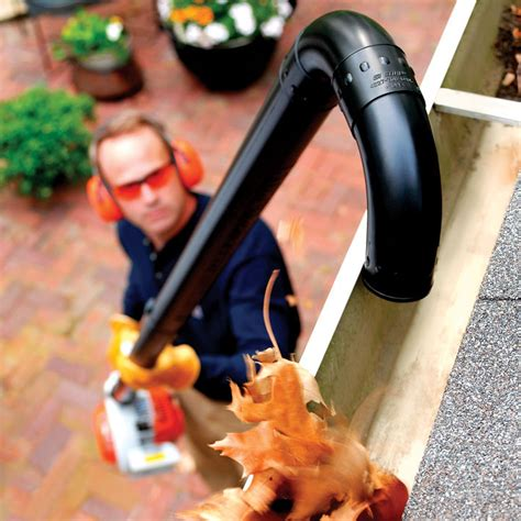 Diy Stihl Blower Gutter Cleaner Accessory