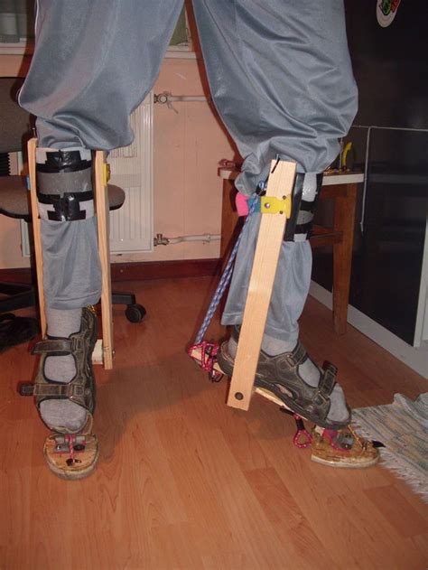 Diy Stilts Pvc