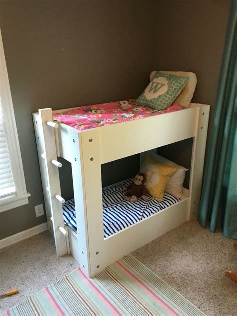 Diy Stockade Bed Attachment For Toddler
