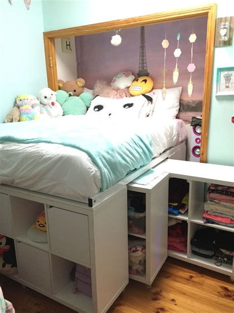 Diy Storage Bed Hacks