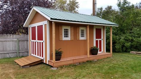 Diy Storage Building House
