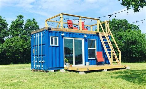 Diy Storage Container Home