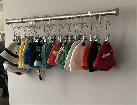 Diy Storage For Beanies For Babies