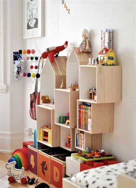 Diy Storage Ideas For Children #39s Organization