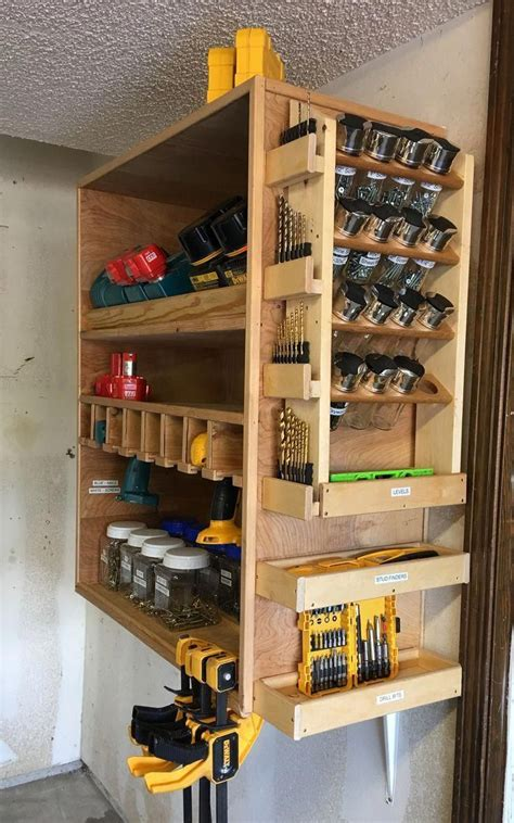 Diy Storage Organization