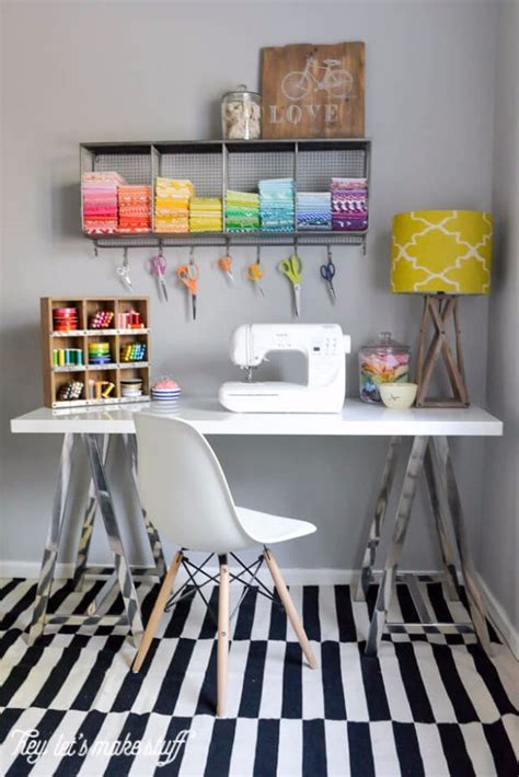 Diy Storage Projects For Craft Rooms