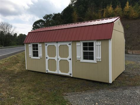 Diy Storage Shed 10x20