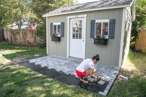 Diy Storage Shed P Aver Floors