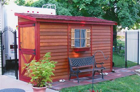 Diy Storage Shed Plans And Cost