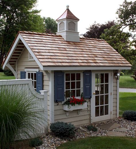 Diy Storage Shed Plans Cottage Style