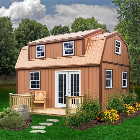 Diy Storage Shed Plans Home Depot