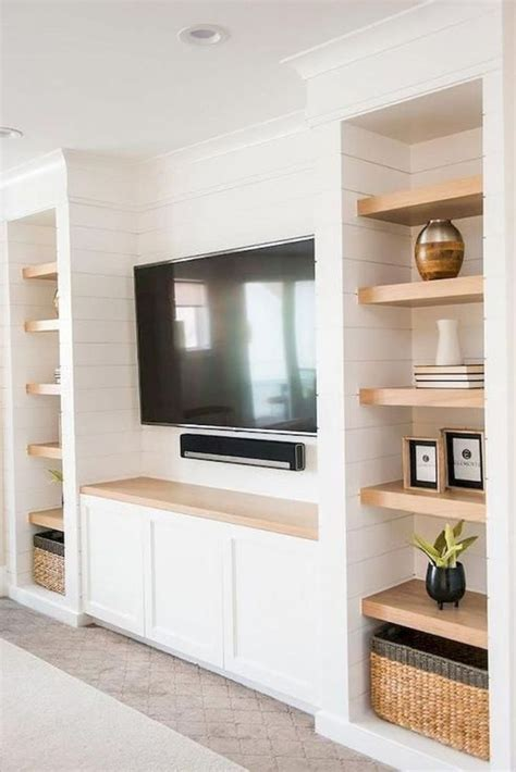 Diy Storage Shelves For Living Room